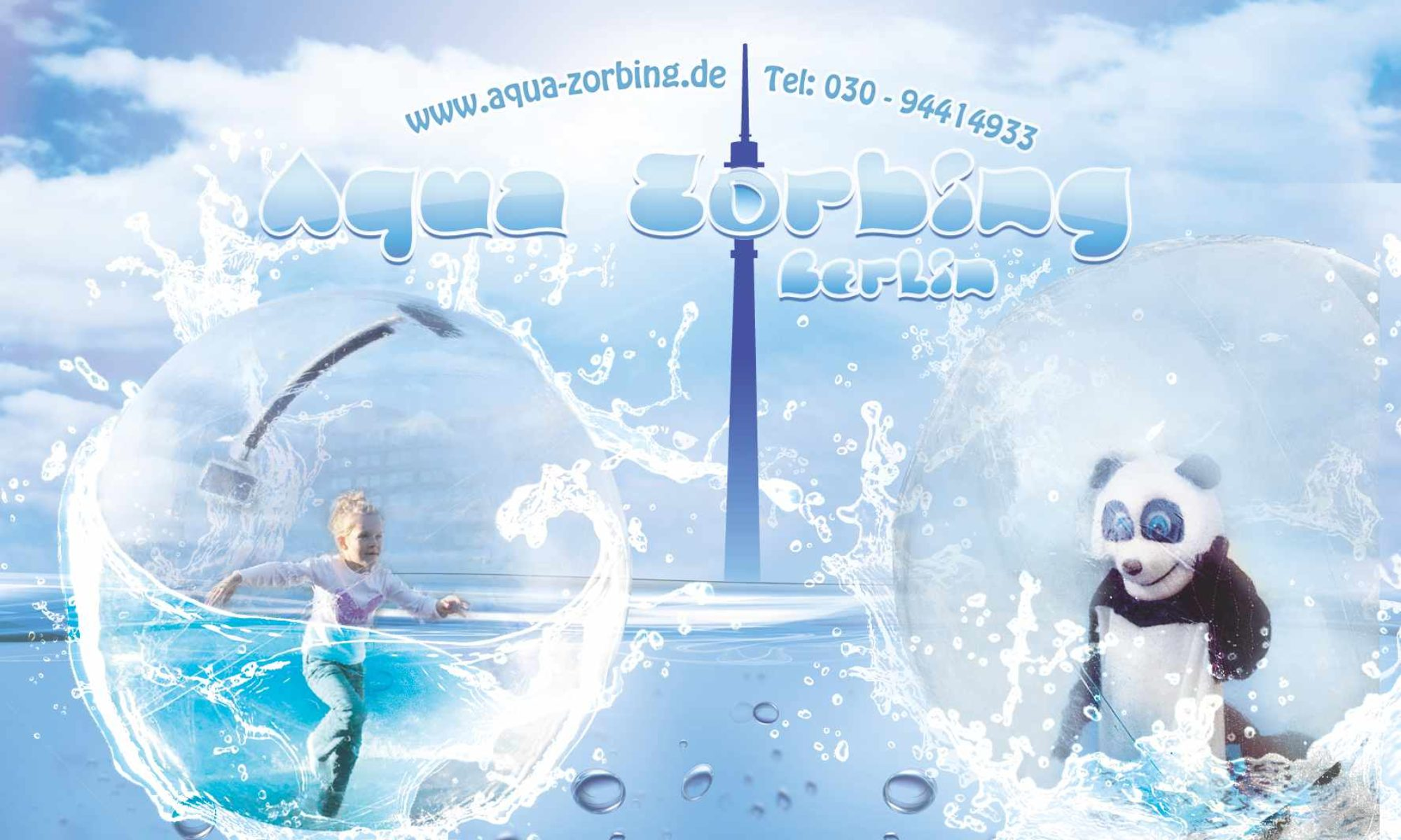 Aqua Zorbing Berlin